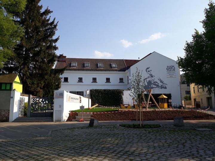 Das Egon-Schiele-Museum in Tulln