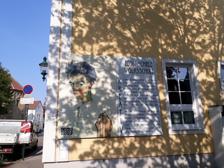 Egon Schiele Volksschule in Tulln