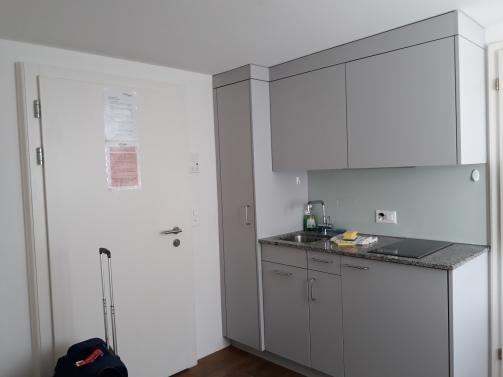 HITrental Apartment Zürich_Küche