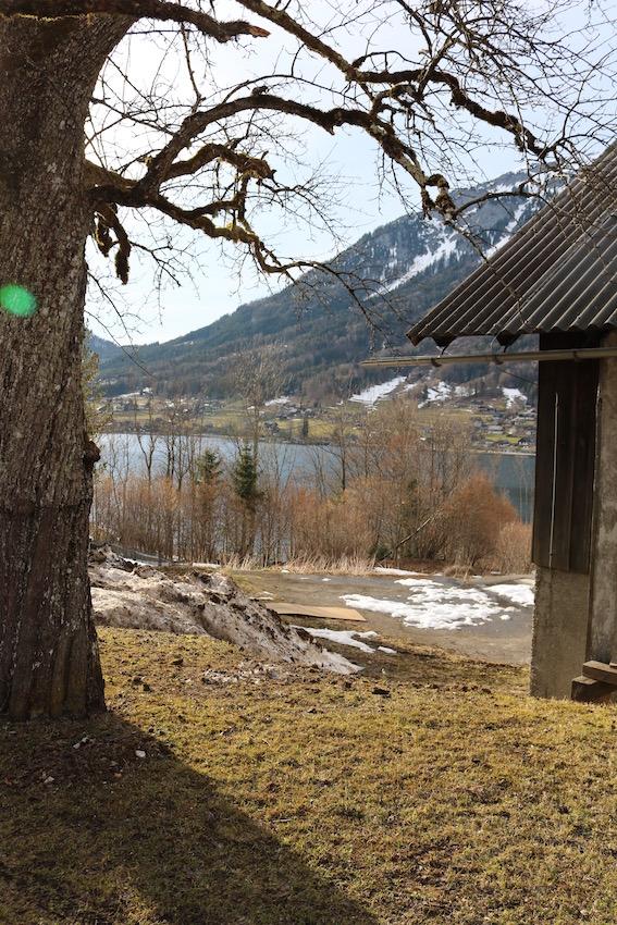 Impression vom Panoramaweg am Grundlsee