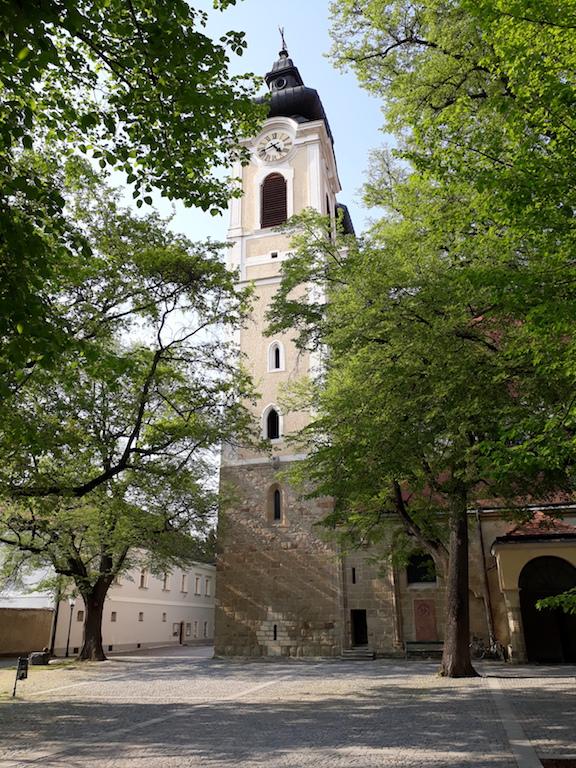 Stadtpfarrkirche St. Stephan in Tulln