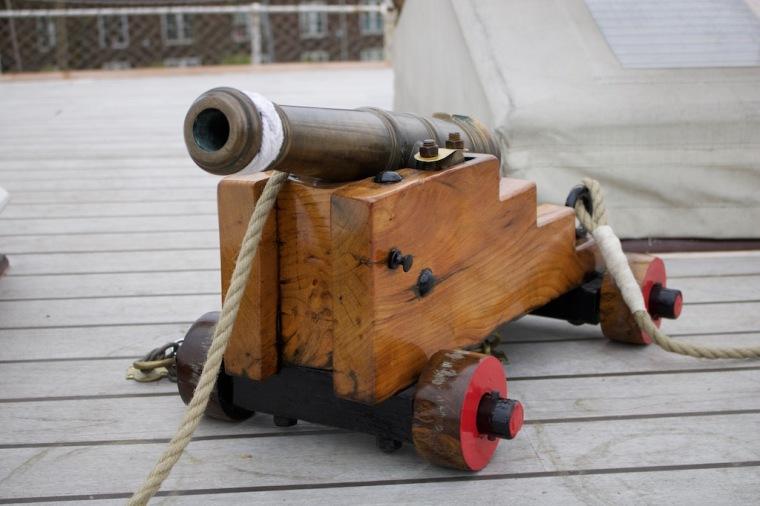 An Deck der Cutty Sark Greenwich