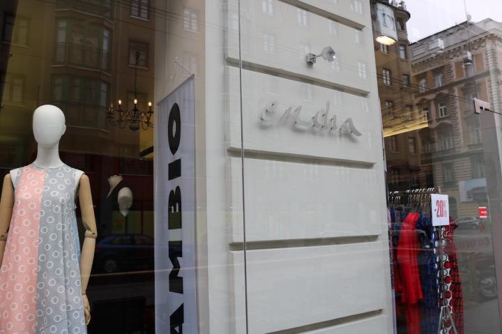 Boutique Emilia in der Ungargasse