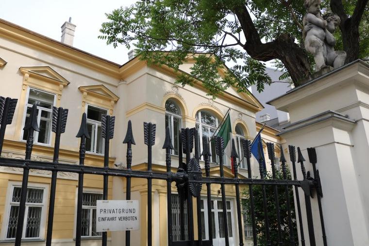 Italienische Botschaft und Kulturinstitut