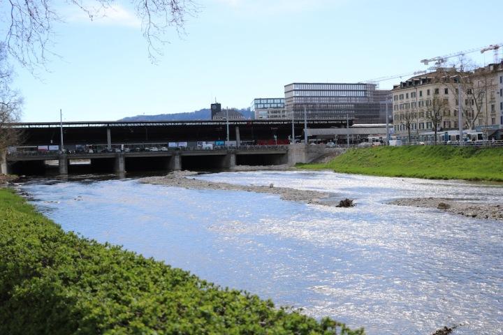 Platzspitz Zürich
