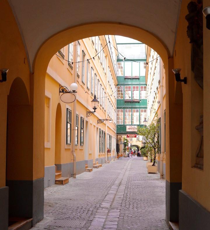Sünnhof Wien Landstraße