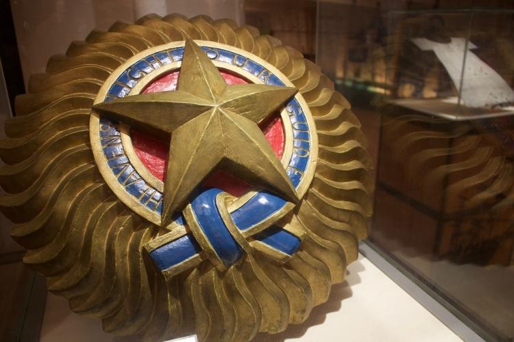 The Star of India das Emblem der Cutty Sark