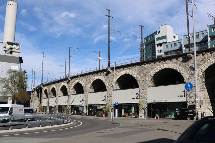 Viaduktbögen Zürich West