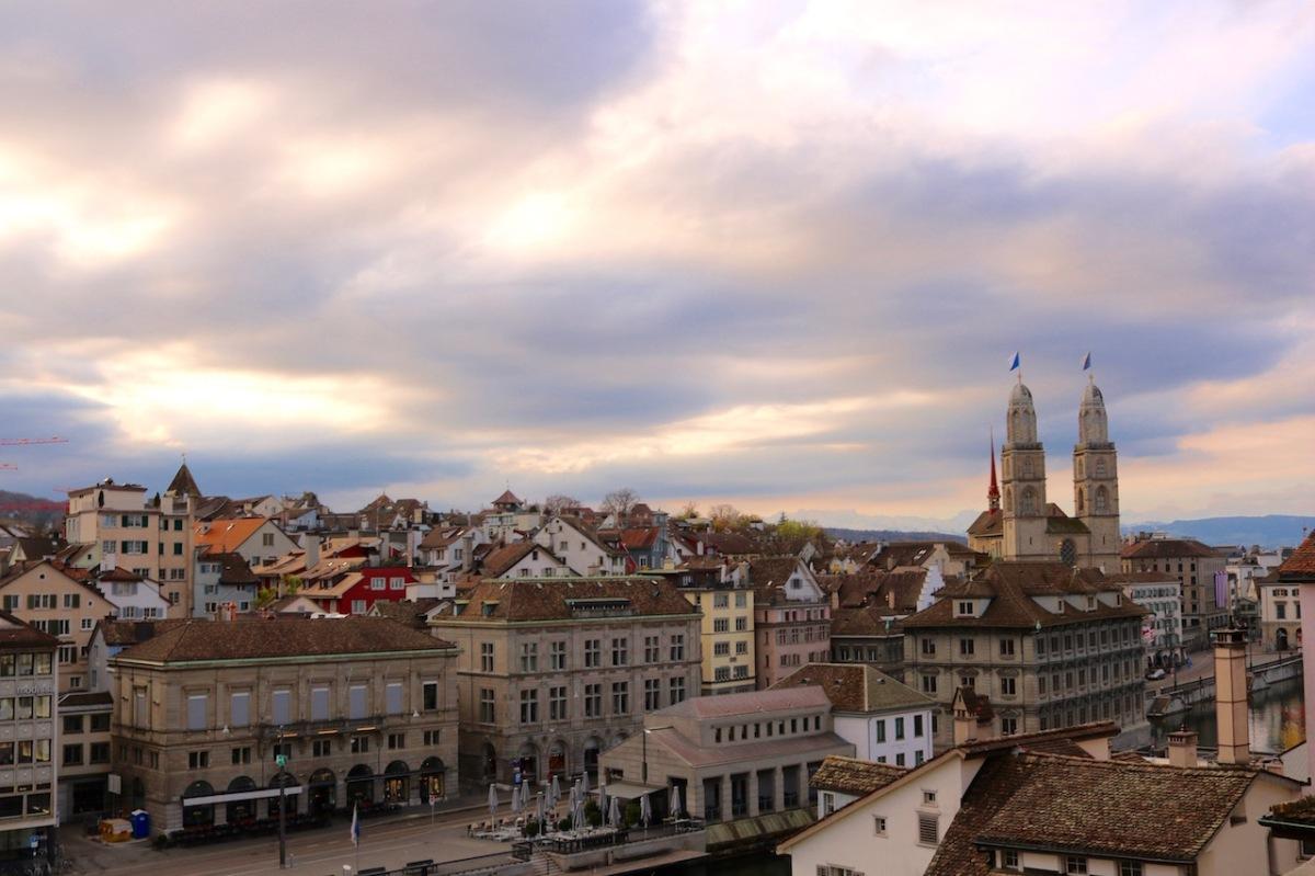 Zürich: Die besten Fotospots und Fotomotive