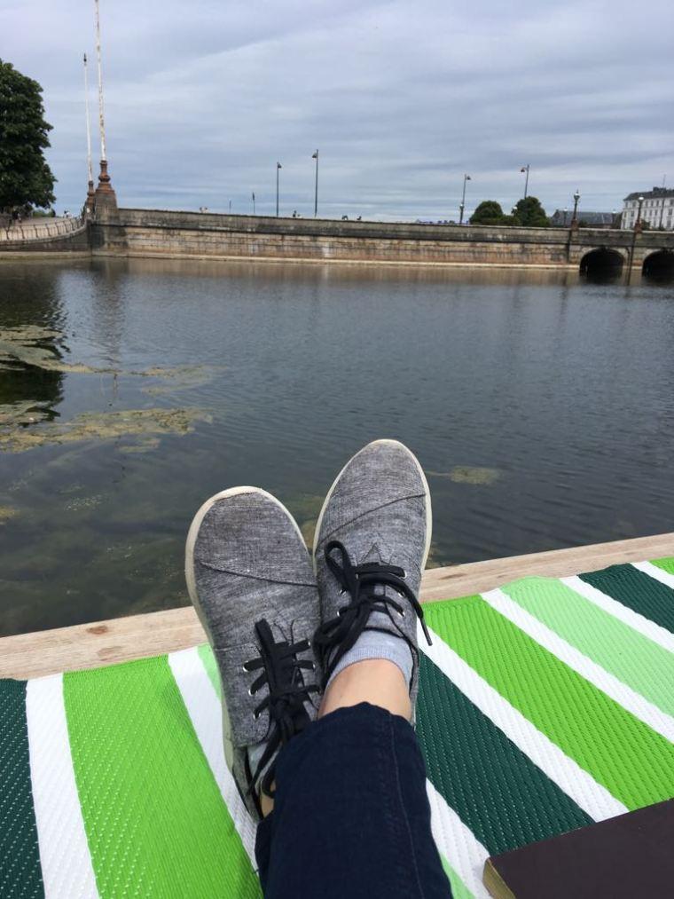 Chillen nach dänischer Lebensart in Kopenhagen