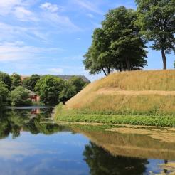 Das Kastell von Kopenhagen