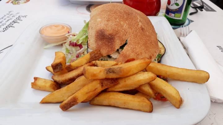 Kopenhagen vegetarisch essen Tipp Phønix Cafe Restaurant Sandwich