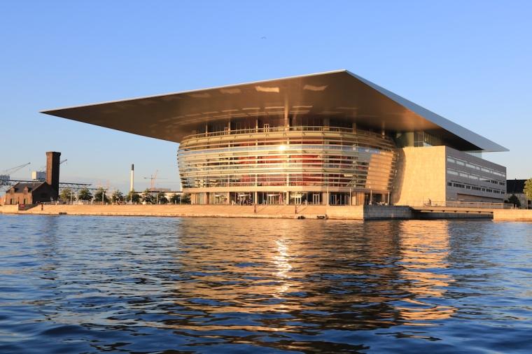 Oper Kopenhagen Hafenrundfahrt