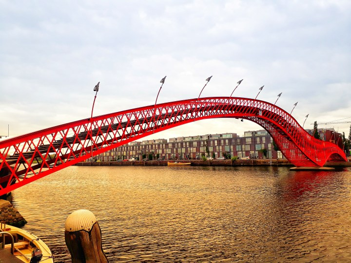Phytonbrücke Amsterdam