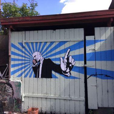Street Art Christiana Kopenhagen