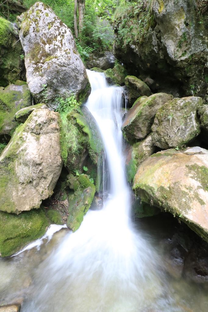 Wasserfall Myrafälle
