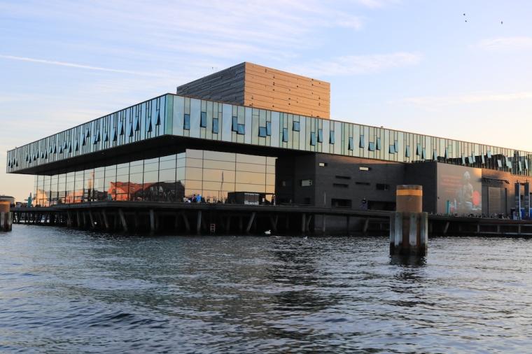 Das Schauspielhaus in Kopenhagen_Hafenrundfahrt