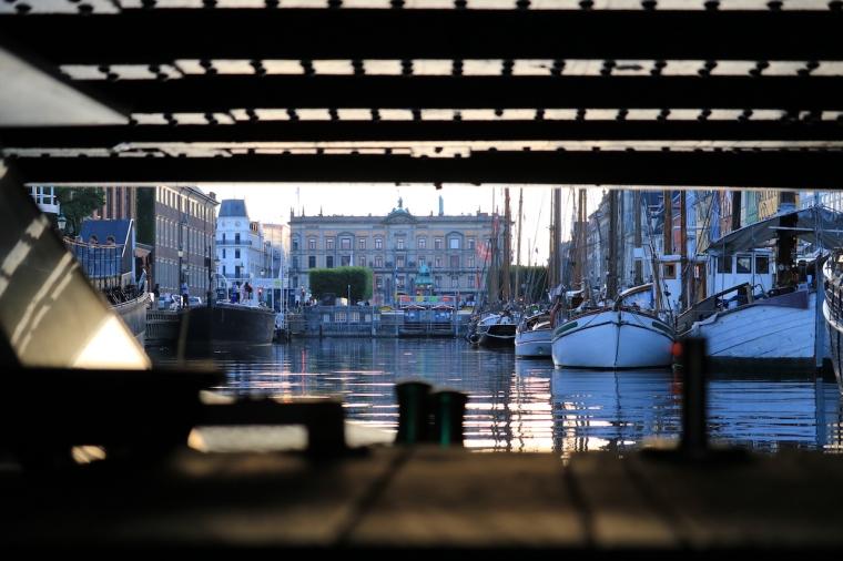 Ende der Hafenrundfahrt_ am Nyhavn_Kopenhagen
