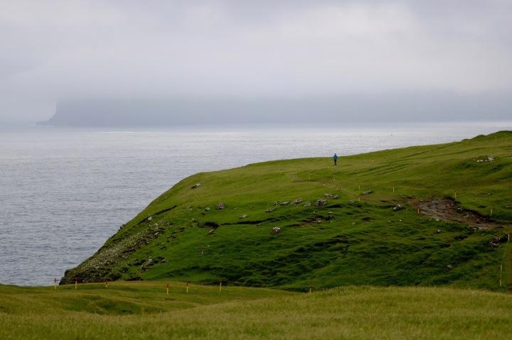 Färöer-Inseln_Gásadalur_Vágar_mystisches Nebelbild