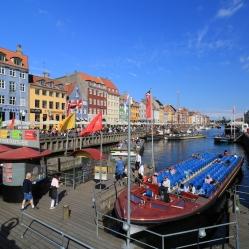 Städtetrip Kopenhagen Nyhavn Hafenrundfahrten