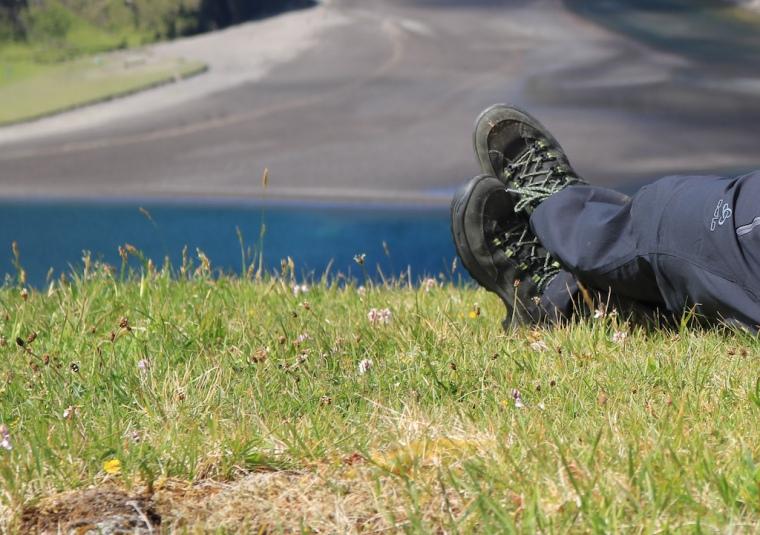 wasserfeste Lowa-Schuhe mit Gore-Text-Beschichtung