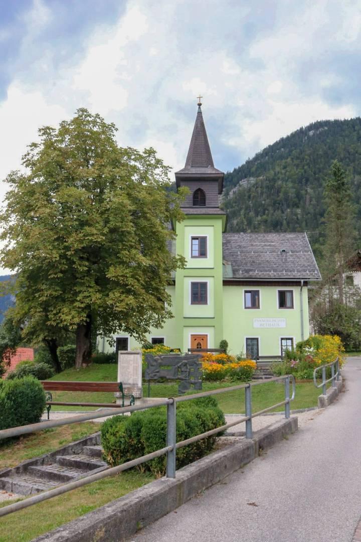 Evangelische Kiche Obertraun