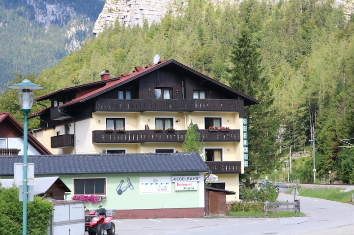 Hotel Apartmenthouse Seerose Obertraun am Hallstättersee