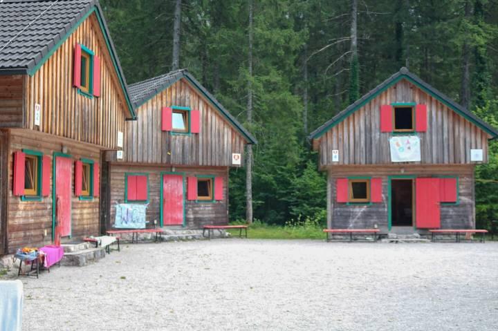 Kinderfreunde-Feriendorf in Obertraun