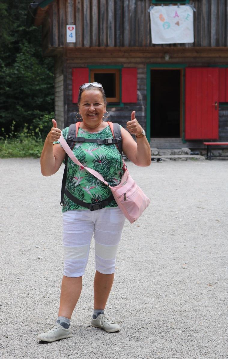 Mamas 54. Geburtstag im Feriendorf Obertraun