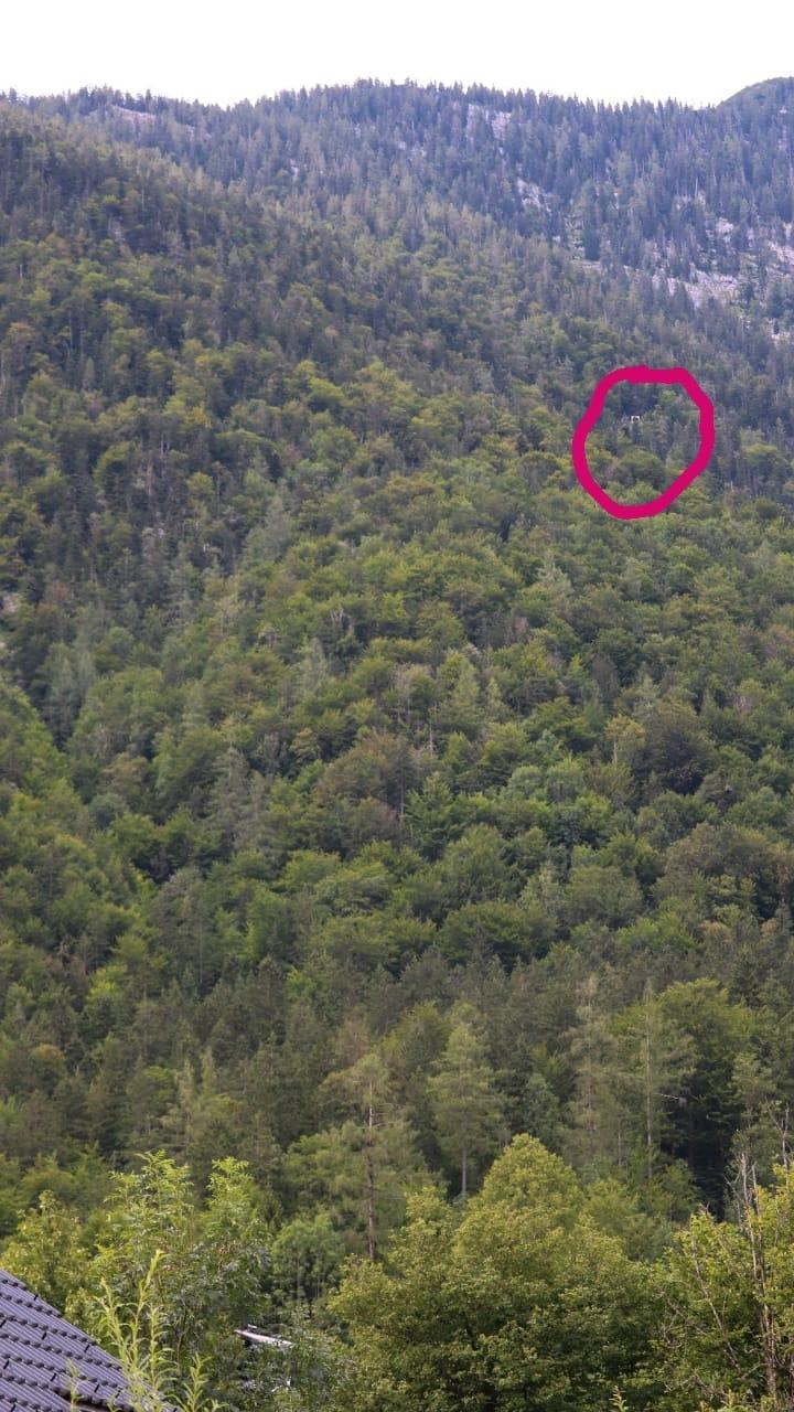 Sarstein-Wanderung von unten_Goiserer Aussicht von unten