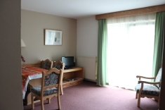 Unser geräumiges Apartment_Seerose Obertraun