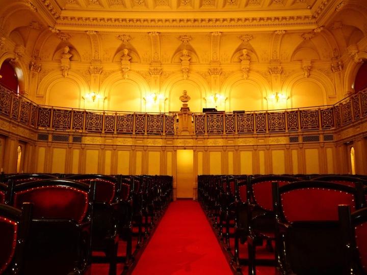 Wien: Zu Besuch imBillrothhaus