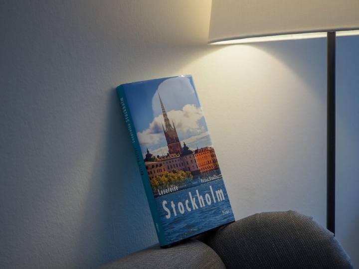 Buchrezension: Lesereise Stockholm