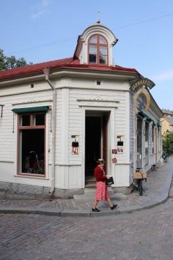 Freilichtmuseum Skansen_Järnhandel