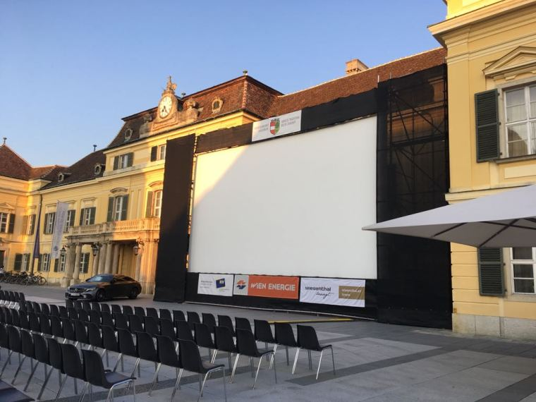 Sommerkino Laxenburg