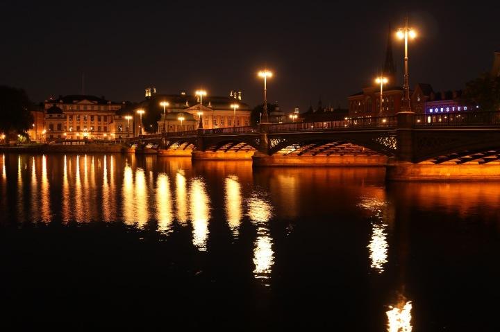 Städtetrip Stockholm_eine der 57 Brücken