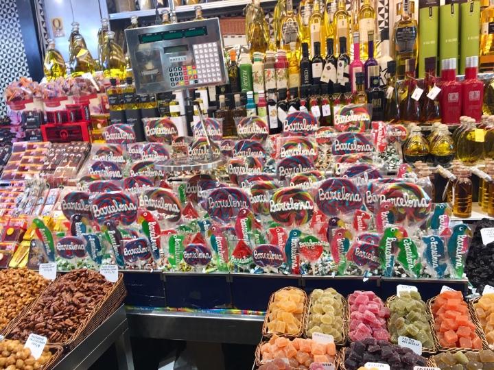 Barcelona_Markt La Boquera