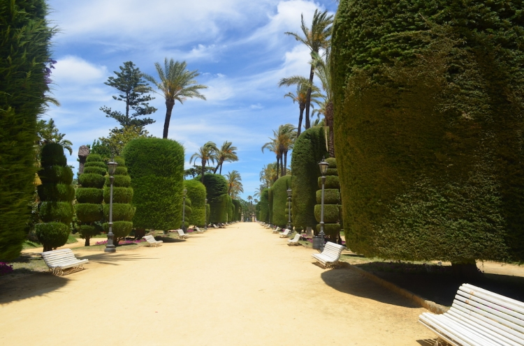 Lieblingsstadt im Süden_Cádiz_Genoves Park