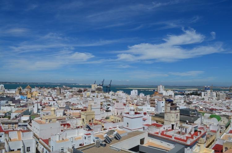 Lieblingsstadt im Süden_Cádiz_Torre Tavira