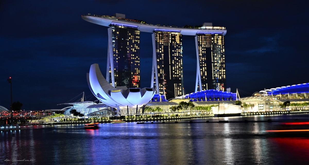 Meine Lieblingsstadt im Süden: Singapur