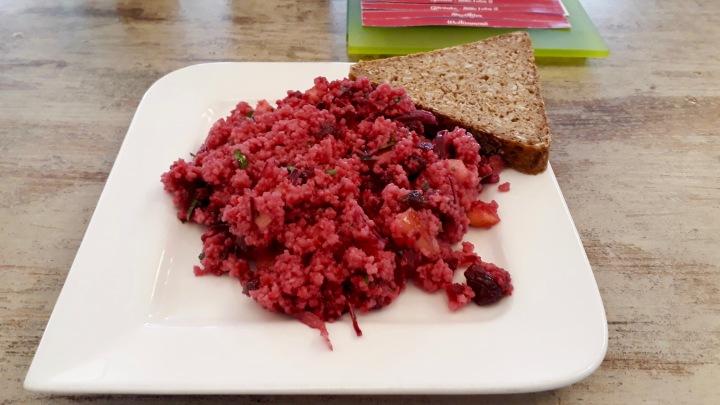 Restauranttipps Wien_Mr & Mrs Feelgood_veganer Couscoussalat