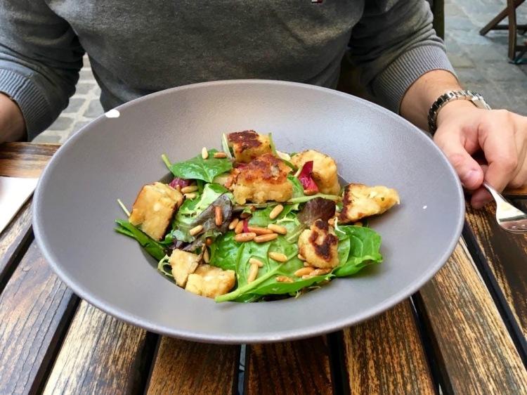Tian Bistro Wien Lokaltipp vegetarisch vegan