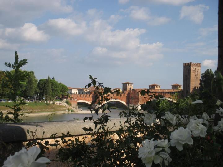 Meine Lieblingsstadt im Süden:Verona