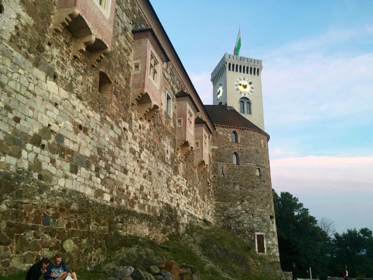 Wochenendtrip nach Ljubljana