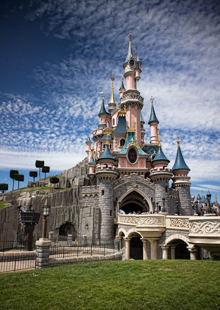 Bucket List_Reisepläne 2019_Blogparade_Disneyland Paris_