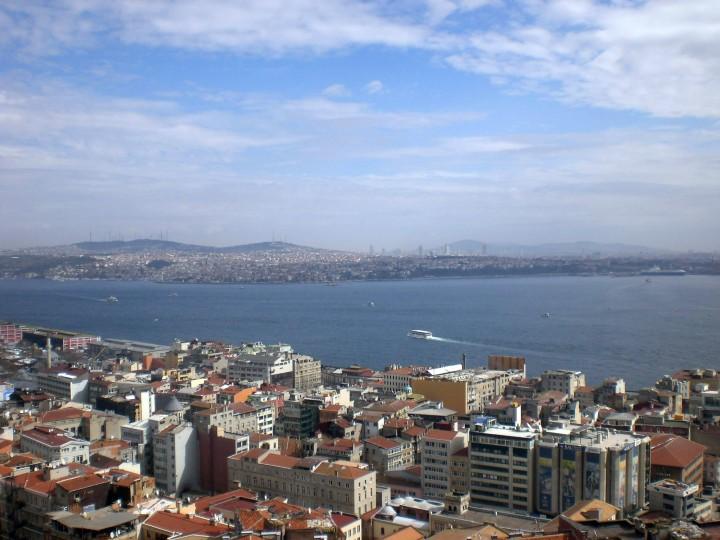 Meine Lieblingsstadt im Süden:Istanbul