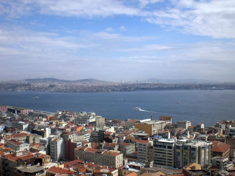 Istanbul_Aussicht-Galata-Turm