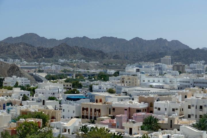 Maskat_Muscat-Stadteil_Mutrah