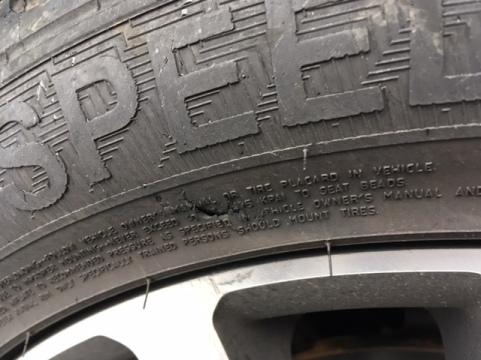 Reifenpanne auf den Färöern