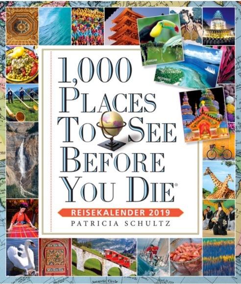 1000 places to see before you die_Reisekalender gewinnen